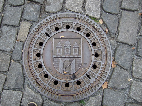 Even The Manhole Covers Are Neat