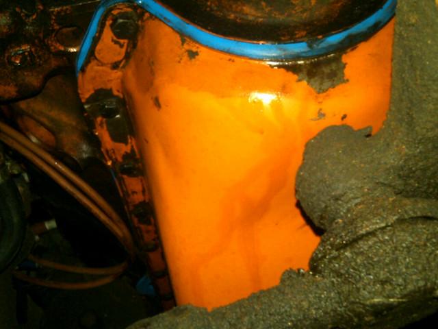 Felpro pan gasket - leak in rear - CorvetteForum - Chevrolet