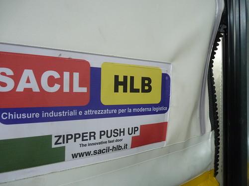 Zipper push up un brevetto internazionale