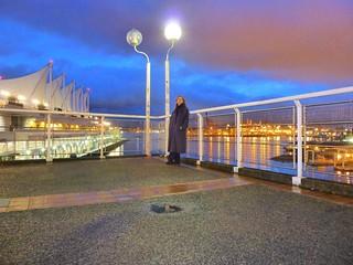 Morning walk, Vancouver BC