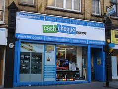 Picture of Cash And Cheque Express (CLOSED), 50 Surrey Street