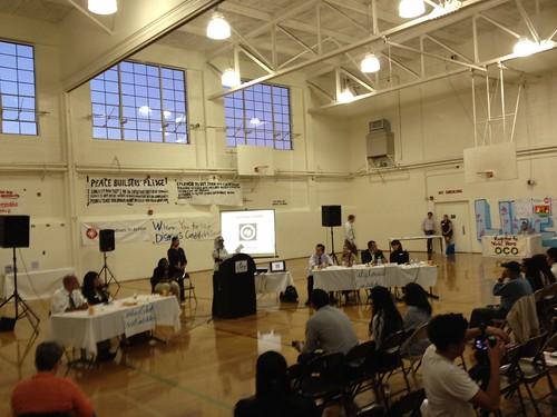 Life Academy school board candidate forum