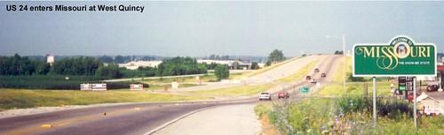 West Quincy MO