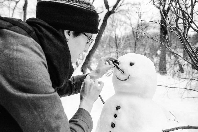 Snowman Repair