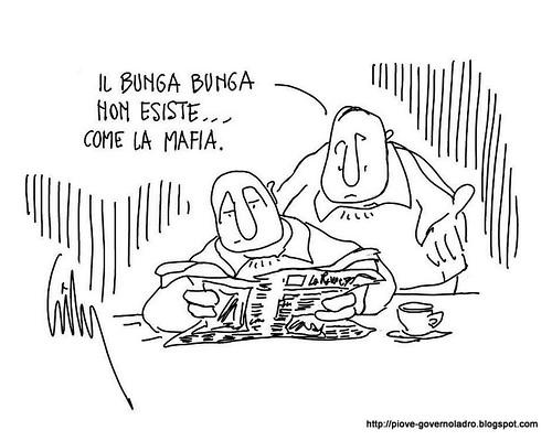 Bunga Bunga non esiste by Livio Bonino