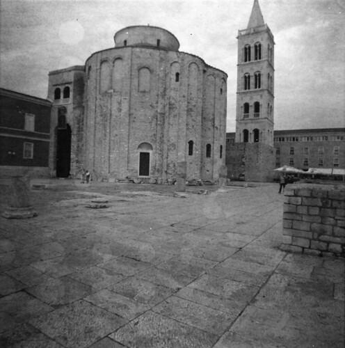 Zadar oldtown -- St. Donat's_0007