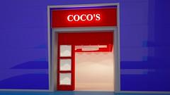 COCO'S BURJMAN METRO STATION