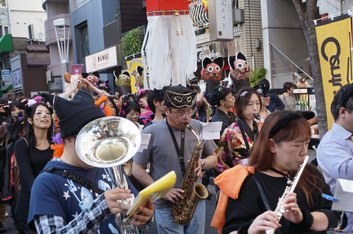 Kagurazaka Cat Halloween 2012-03