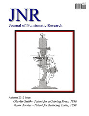 Journal of Numismatic Research No.1