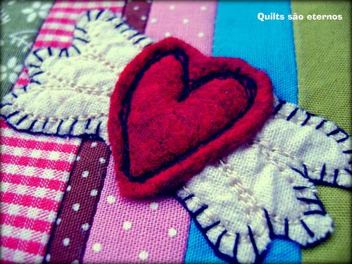 Coração alado