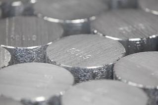 High purity aluminium ingots