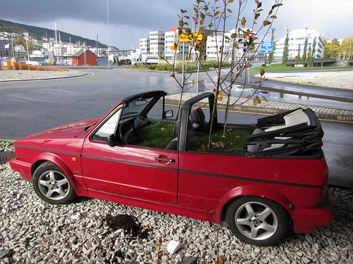 Arne Rygg: Rød bil