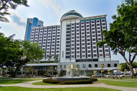Hotel Facade (landscape)
