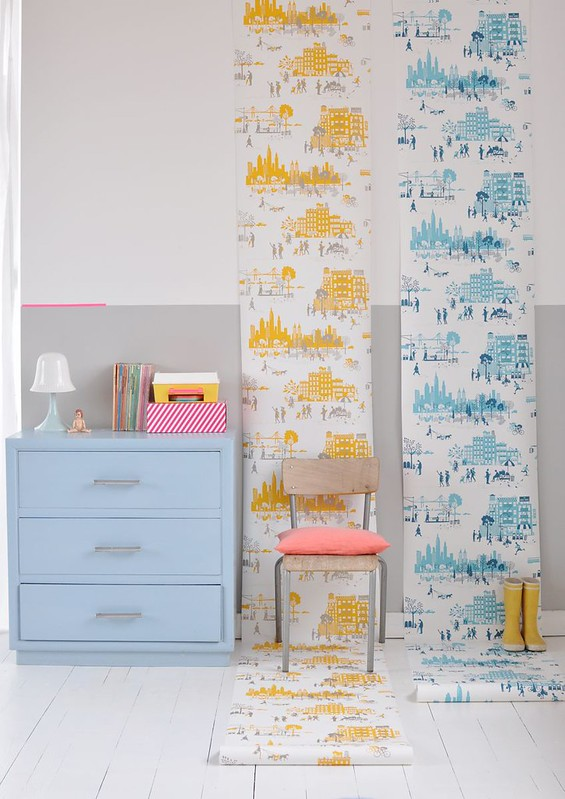 Famille Summerbelle: Wallpaper & More!