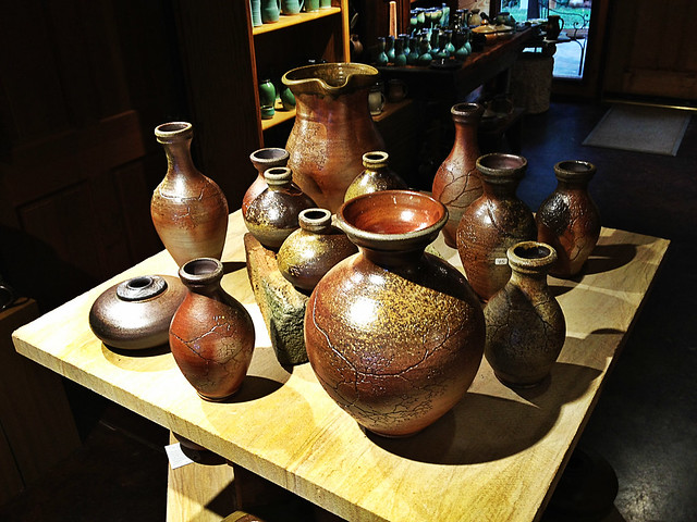 Seagrove pottery at its best.