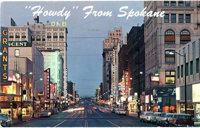 Downtown Spokane Wa Flickr Photo Sharing