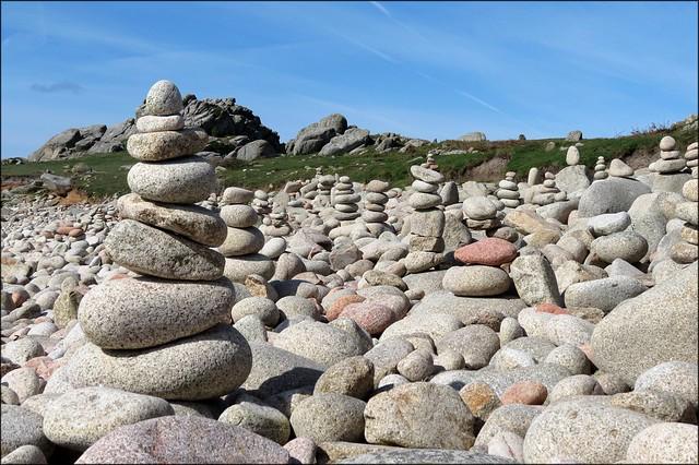 Long Point beach, St Agnes