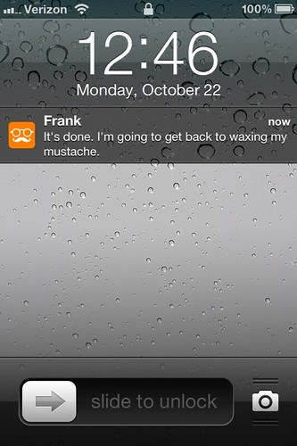 Frank App