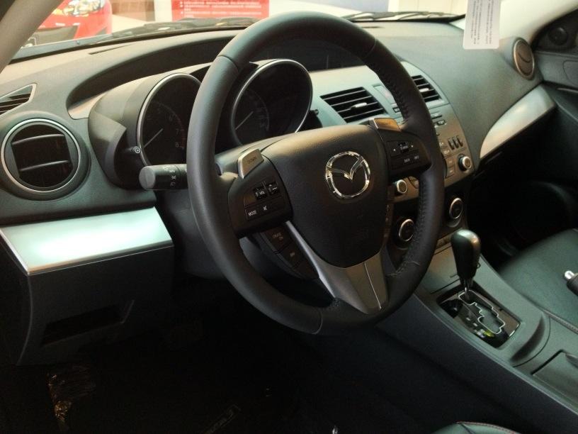 New Mazda3 小改款_1