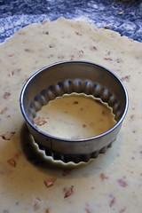 Tartelettes au stilton et noix