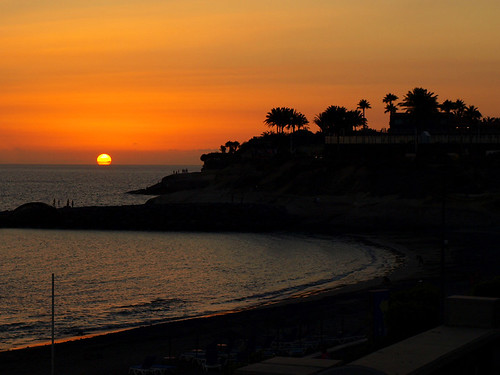 Sunset Costa Adeje