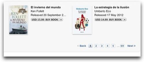 iBookstore Argentina