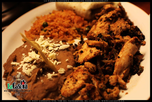 best marinated chicken breast fajita in vancouver bc
