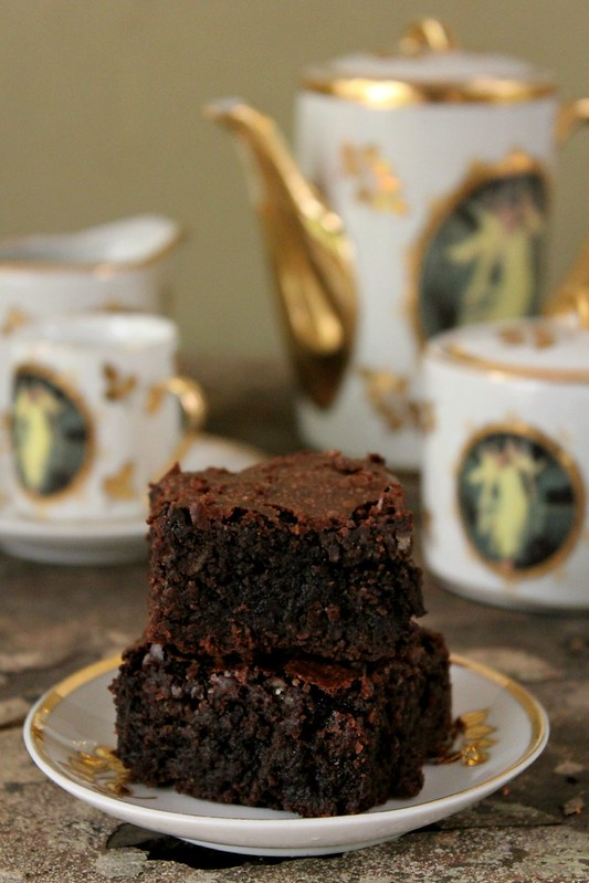 The Best Chocolate Fudge Brownies