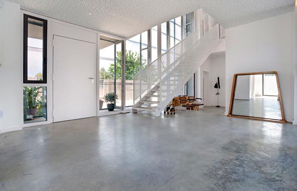 Suelos de hormig n pulido verdemar roquetas construcciones for Hormigon pulido para interiores