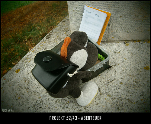 Projekt 52/43 - Abenteuer
