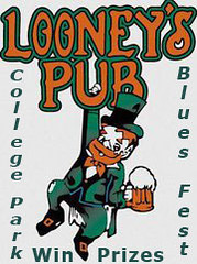 Win Looney';s Pub Gift Card at the College Park Blues Festival