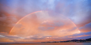 Sunset Rainbow San Francisco