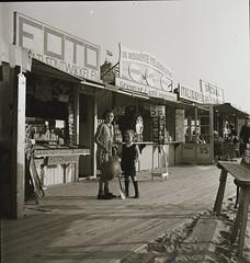 Scheveningen Strand 12 Stand van fotohandel op het strand