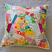 Texty Spiderweb Pillow by Darci - Stitches&Scissors
