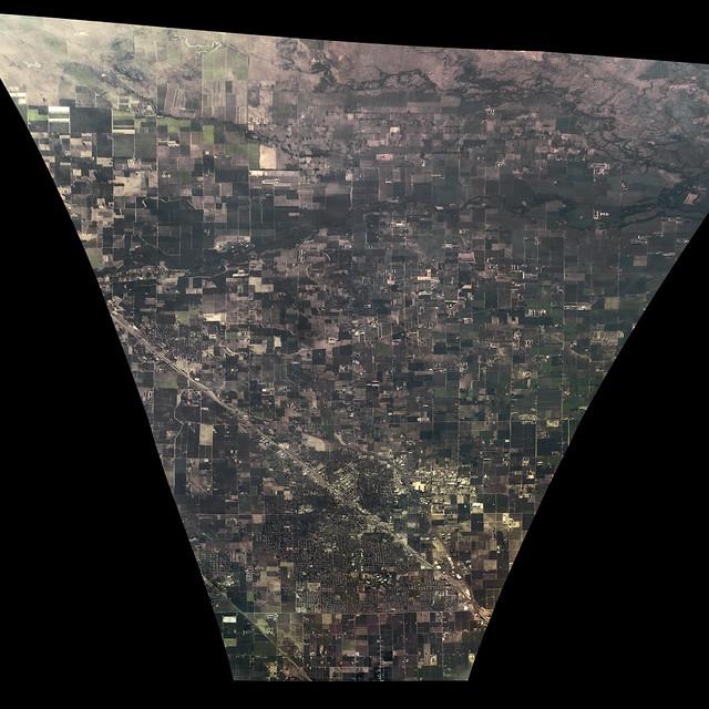 Aerial: land use (2012)