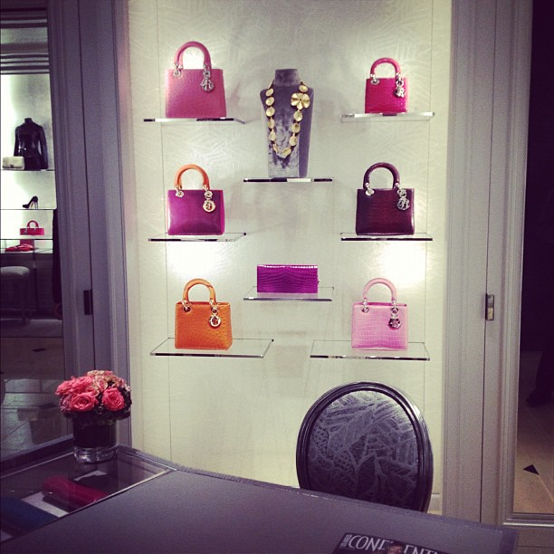 At the @Dior Boutique opening on #RodeoDrive @LoveBevHills #lovebevhills