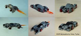 2025 Batmobile