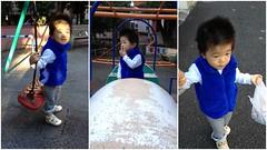 朝散歩 - 恵比寿公園 (2012/10/24)