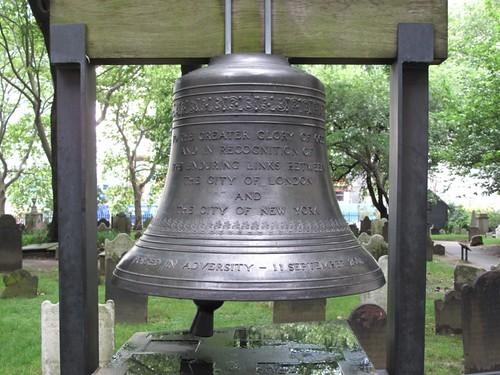 Bell of Hope, New York