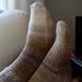 David's Parritch Socks by helloyarn