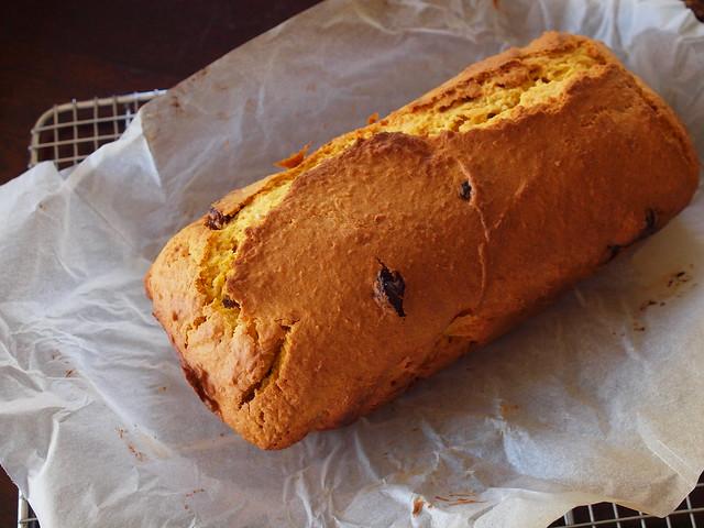 pumpkin, orange and raisin loaf | Flickr - Photo Sharing!