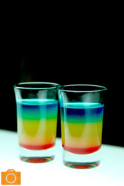 UTT Swizzle Rainbow Shot