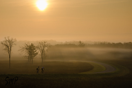 Nice Morning for a Bike Ride by UpstateNYPhototaker