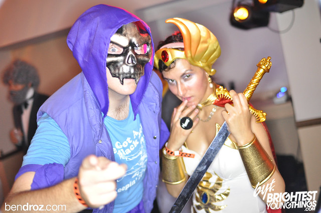 Oct 27, 2012-Halloween BYT78 - Ben Droz