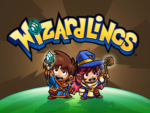 """Square Enix Releases """"Wizardlings"""", A Free-to-Play RPG For iOS Devices"""