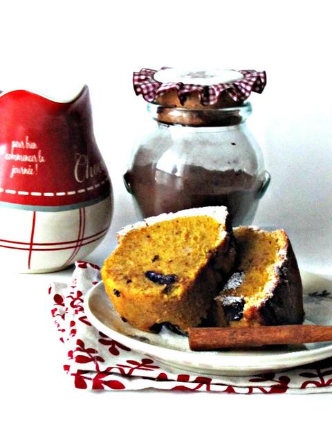 Pinza ad Zuca con gocce di Cioccolato al Cardamomo
