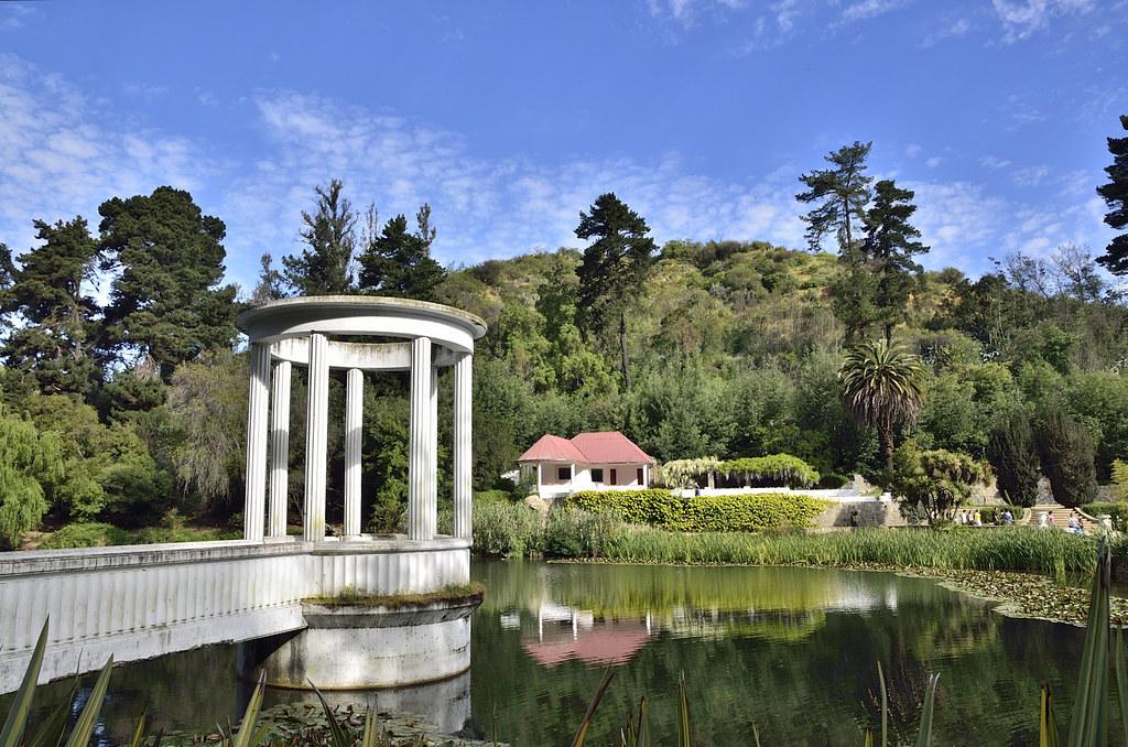 Primer concurso fotogr fico 2013 paisajes for Jardin botanico vina