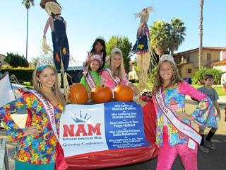 NAM CA represents!