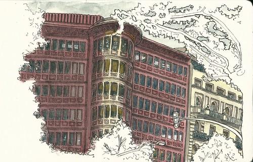 Edificio Habitat Barcelona