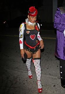 christina milian sexy halloween costume